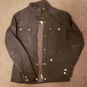 J. Crew Factory Military Field Jacket